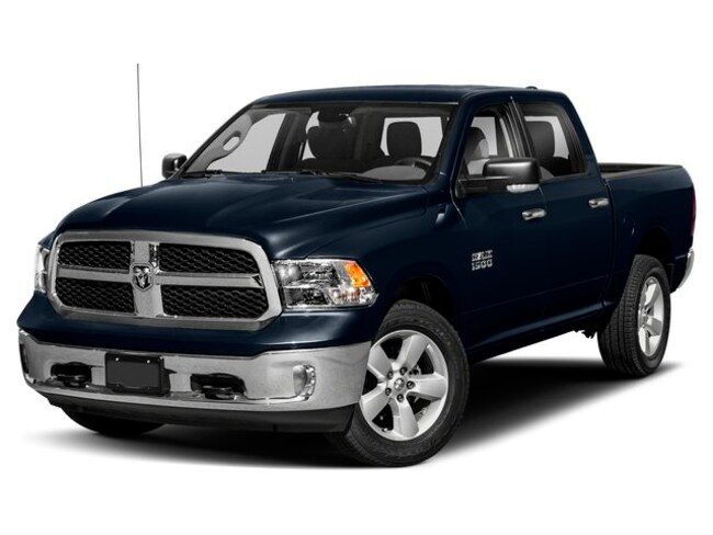 New 2019 Ram 1500 Classic Truck Crew Cab For Sale Conroe, Texas