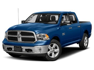 New Commercial Vehicles  2019 Ram 1500 CLASSIC LONE STAR SILVER CREW CAB 4X2 5'7 BOX Crew Cab for sale in Alto, TX