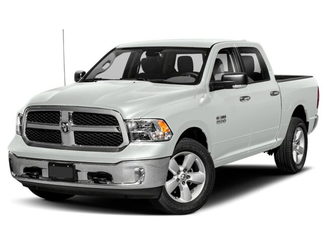New 2019 Ram 1500 CLASSIC BIG HORN CREW CAB 4X2 5'7 BOX Crew Cab in Perry, GA