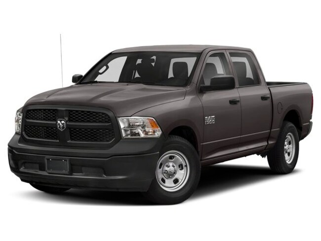 New 2019 Ram 1500 Classic Tradesman Truck Crew Cab For Sale in Sheboygan, WI