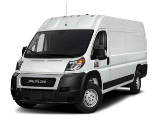 New 2019 Ram ProMaster 3500 CARGO VAN HIGH ROOF 159 WB EXT Extended Cargo Van in Elma, NY