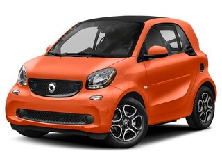 2019 smart EQ fortwo passion Coupe