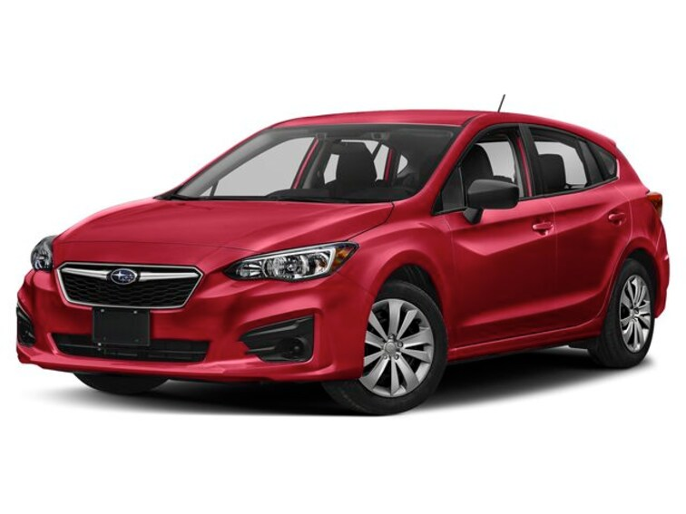 New 2019 Subaru Impreza 2.0i Premium 5-door in Seaside, CA