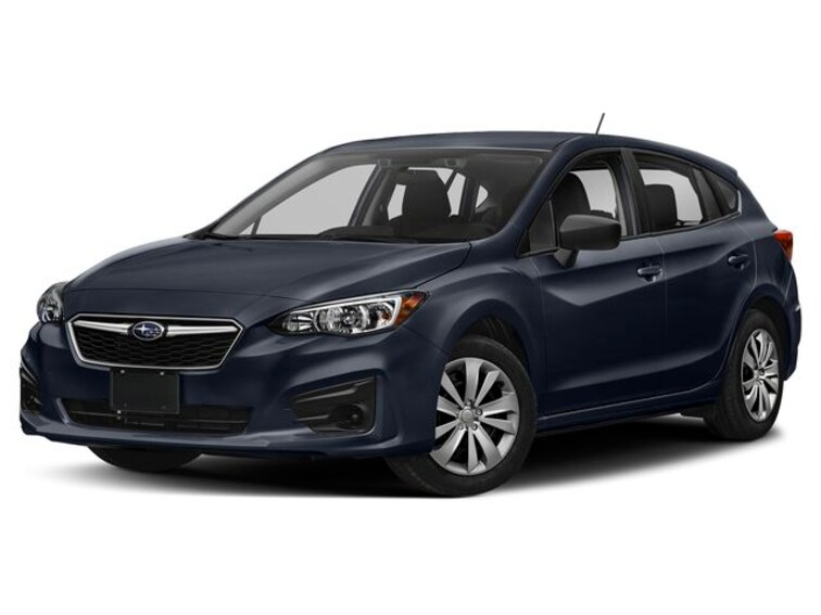 New 2019 Subaru Impreza 2.0i Premium 5-door in Pueblo, CO