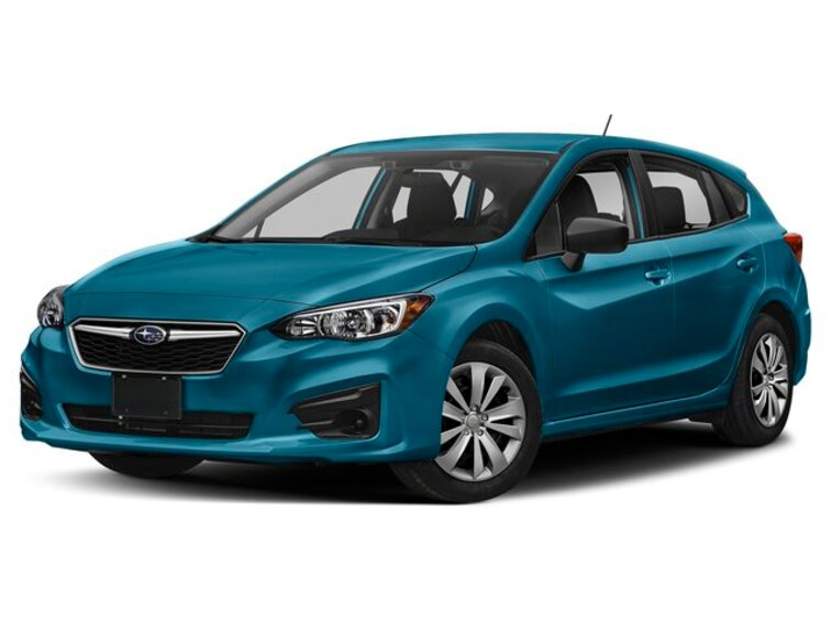 New 2019 Subaru Impreza 2.0i Premium 5-door For Sale Denton, Texas