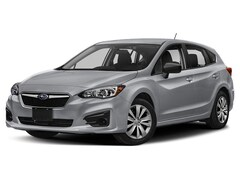 2019 Subaru Impreza 4 Door Wagon 5-door