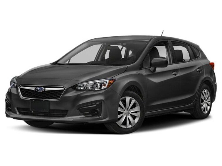 New 2019 Subaru Impreza 2.0i Premium 5-door in Grand Forks