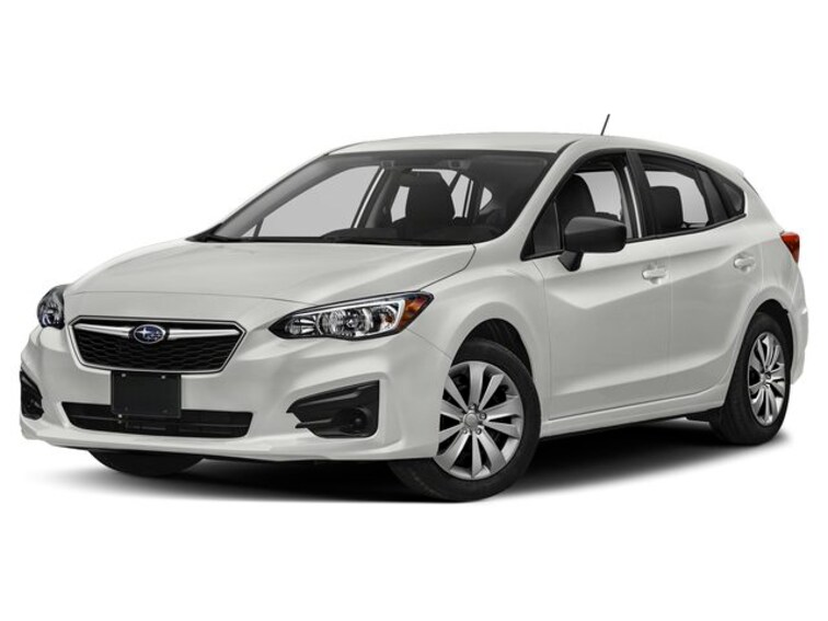 New 2019 Subaru Impreza 2.0i Premium 5-door in Van Nuys CA
