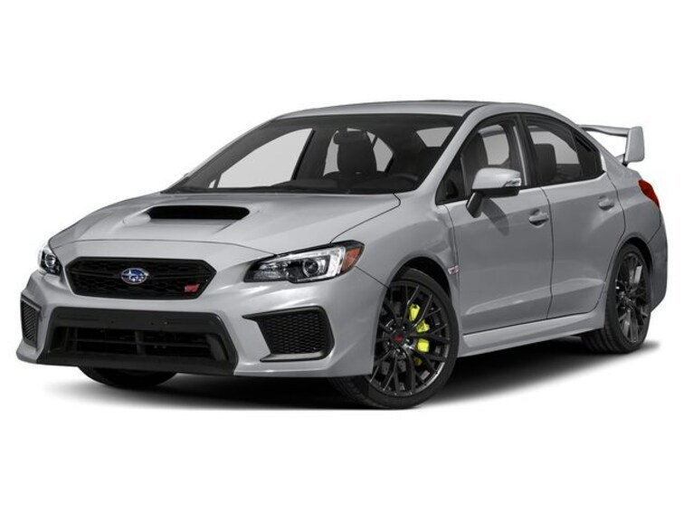New 2019 Subaru WRX STI Sedan in Salem OR