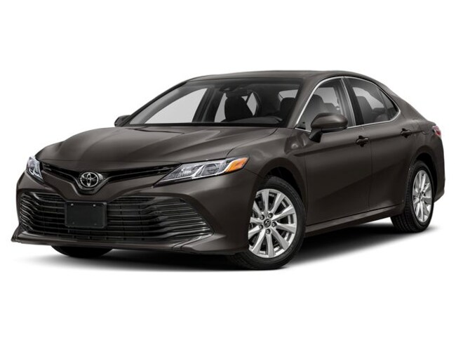 New 2019 Toyota Camry LE Sedan Haverhill, Massachusetts