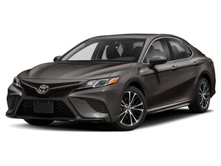 New 2019 Toyota Camry SE Sedan Boston, MA