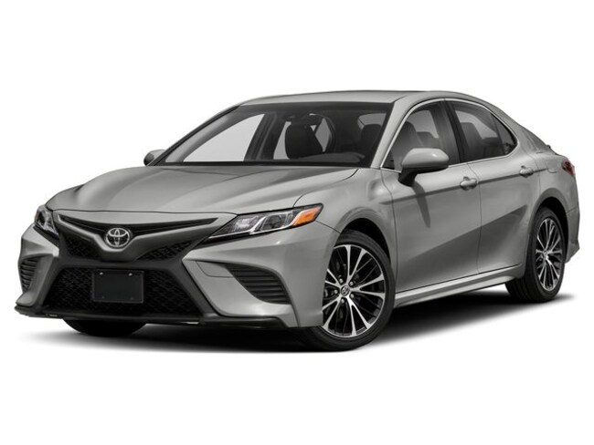 New 2019 Toyota Camry SE Sedan in Bellevue, NE