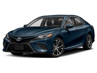 New 2019 Toyota Camry SE Sedan in Portsmouth, NH
