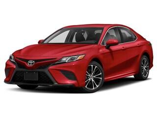 2019 Toyota Camry SE Sedan