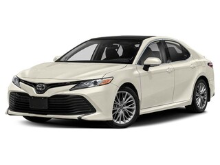 New 2019 Toyota Camry XLE Sedan in Marietta, OH