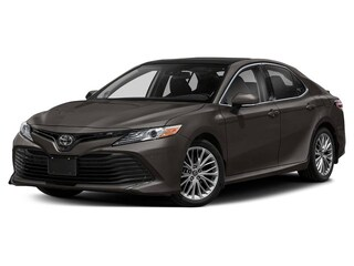 New 2019 Toyota Camry XLE Sedan serving Baltimore