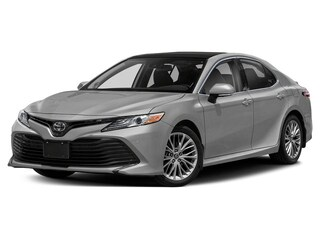 New 2019 Toyota Camry XLE Sedan Boston, MA