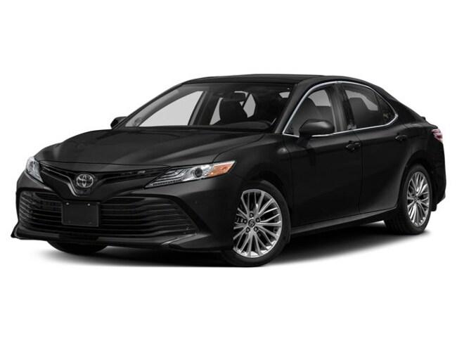 New 2019 Toyota Camry XLE Sedan in Rockville, Maryland