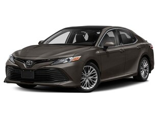 2019 Toyota Camry XLE Sedan
