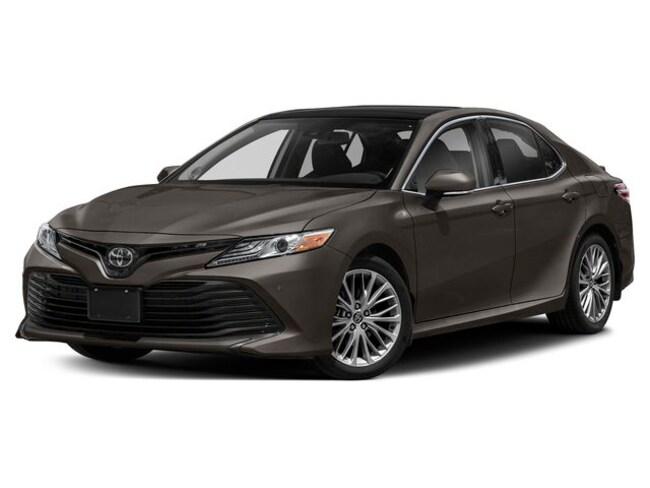New 2019 Toyota Camry XLE Sedan El Paso, TX