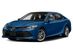 2019 Toyota Camry XLE Front-wheel Drive