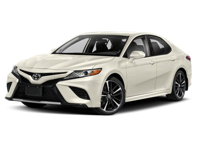 New 2019 Toyota Camry XSE Sedan in Barstow, CA
