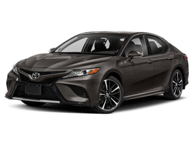 New 2019 Toyota Camry XSE Sedan Haverhill, Massachusetts