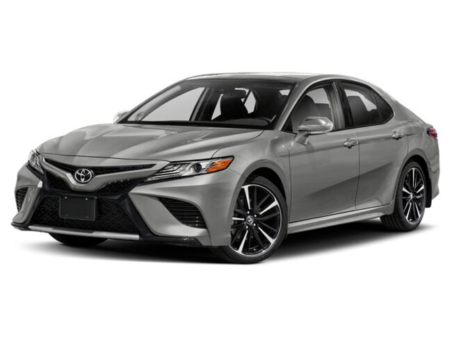 New 2019 Toyota Camry XSE Sedan in Ruston, LA
