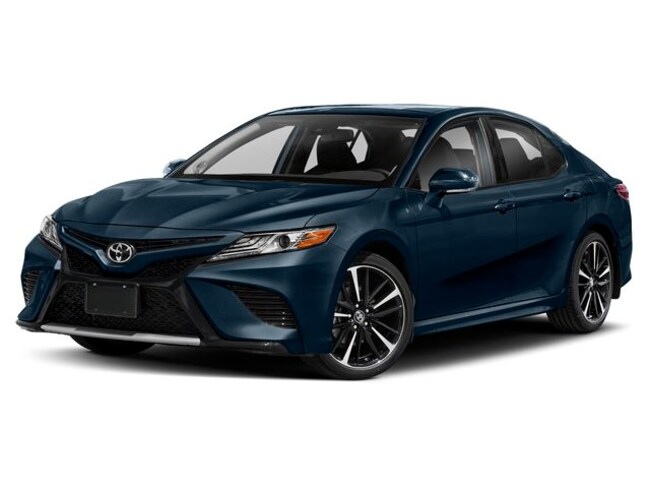 New 2019 Toyota Camry XSE Sedan in Laredo, TX