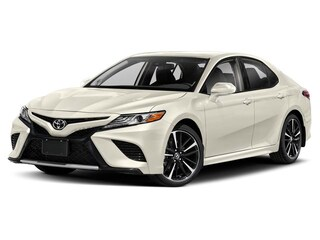 New 2019 Toyota Camry XSE V6 Sedan for sale near you in Colorado Springs, CO