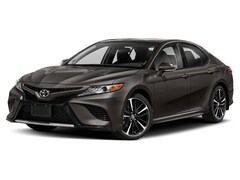 certified pre-owned 2019 Toyota Camry XSE V6 Sedan in Mount Pleasant WI
