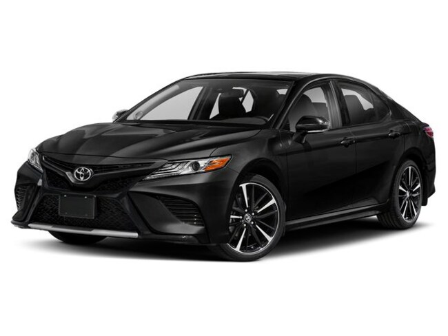 2019 Toyota Camry XSE V6 8AT Sedan