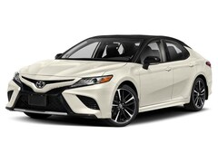 New 2019 Toyota Camry XSE V6 Sedan near Dallas, TX