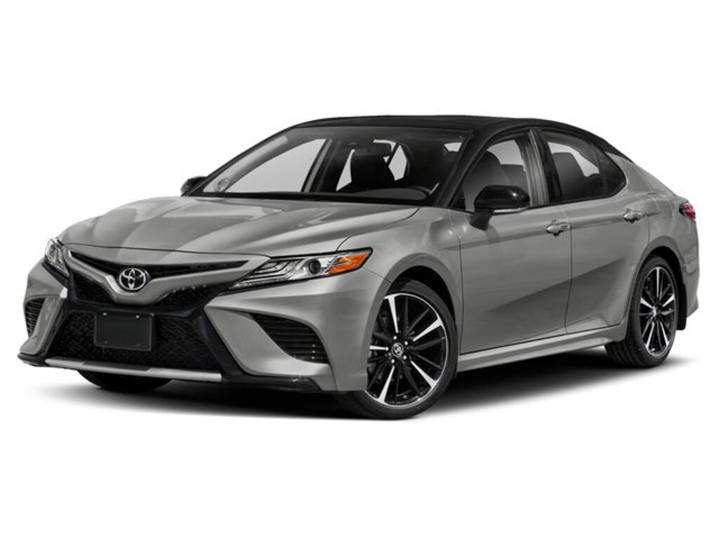 New 2019 Toyota Camry For Sale at Ourisman Automotive of