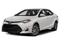 New Toyota for sale  2019 Toyota Corolla LE Sedan 2T1BURHE9KC136167 in Alton, IL