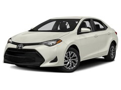 New 2019 Toyota Corolla LE Sedan 609819 in Chico, CA