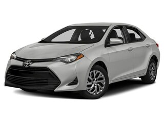New 2019 Toyota Corolla LE Sedan in Erie PA