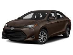 New 2019 Toyota Corolla LE Sedan 2T1BURHE8KC130599 in Chicago IL