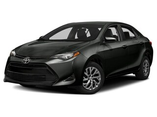 New 2019 Toyota Corolla LE Sedan Arlington