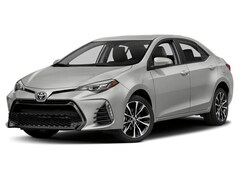 2019 Toyota Corolla SE Sedan