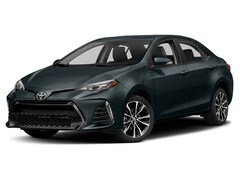 2019 Toyota Corolla SE 6MT Sedan