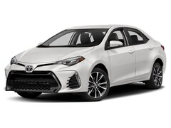 New 2019 Toyota Corolla SE Sedan 20840 near Escanaba, MI