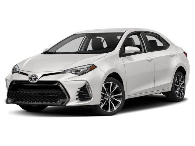 New 2019 Toyota Corolla SE Sedan For Sale/Lease Oneonta, NY