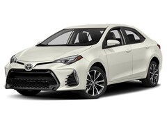 New Toyota  2019 Toyota Corolla SE Sedan For Sale in Santa Maria