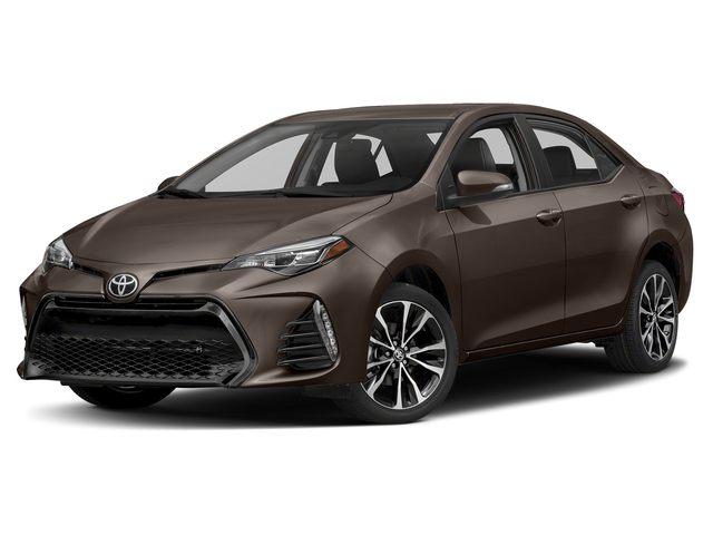 2019 Toyota Corolla SE CVT Sedan
