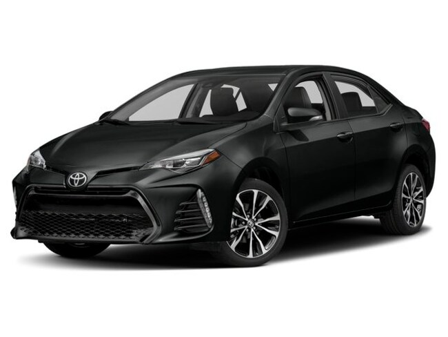 New 2019 Toyota Corolla SE Sedan San Antonio