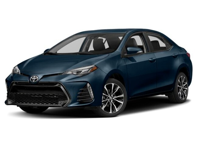 New 2019 Toyota Corolla SE Sedan Silver Spring, MD