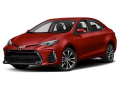 New 2019 Toyota Corolla SE Sedan for sale Philadelphia