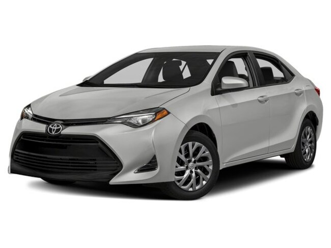 New 2019 Toyota Corolla XLE Sedan San Antonio