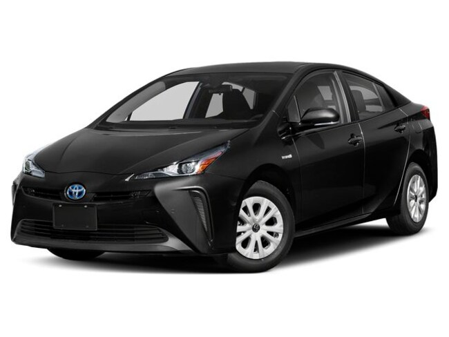 New 2019 Toyota Prius Limited Hatchback in Appleton